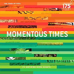 Momentous Times - Review By Bobby Sing