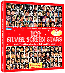 101 Silver Screen Stars - Review By Bobby Sing