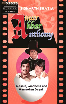 Amar Akbar Anthony Book Review by Bobby Sing