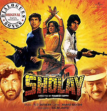Sholay - Bobby Talks Cinema.com